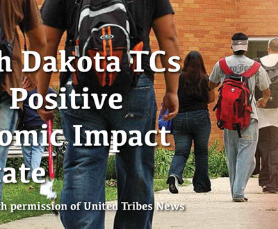 North Dakota's Tribal Colleges Economic Contribution