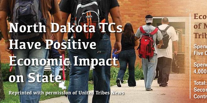 North Dakota's Tribal Colleges Economic Contribution