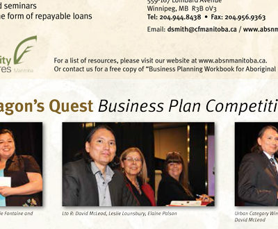 Dragon's Quest Business Plan Competition