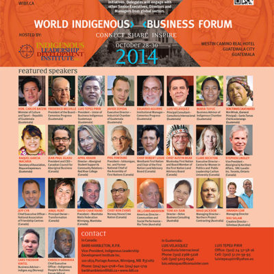 World Indigenous Business Forum