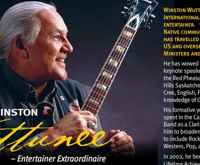 Winston Wuttunee