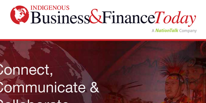 NATIONTALK's Indigenous Business & Finance Today
