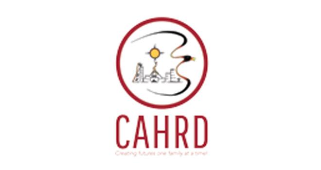 (CAHRD) CENTRE FOR ABORIGINAL HUMAN RESOURCE DEVELOPMENT INC.