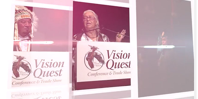 Vision Quest Conference 2015