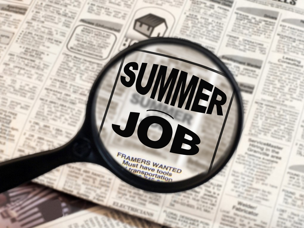 THE VALUE OF A SUMMER JOB