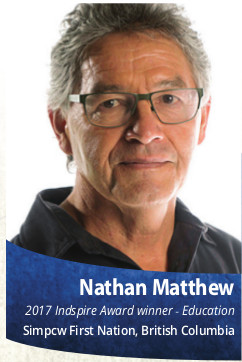 Nathan Matthew- Profile