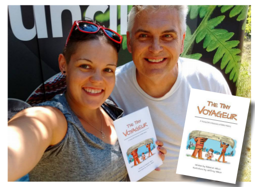 Young Métis Author's Children's Book