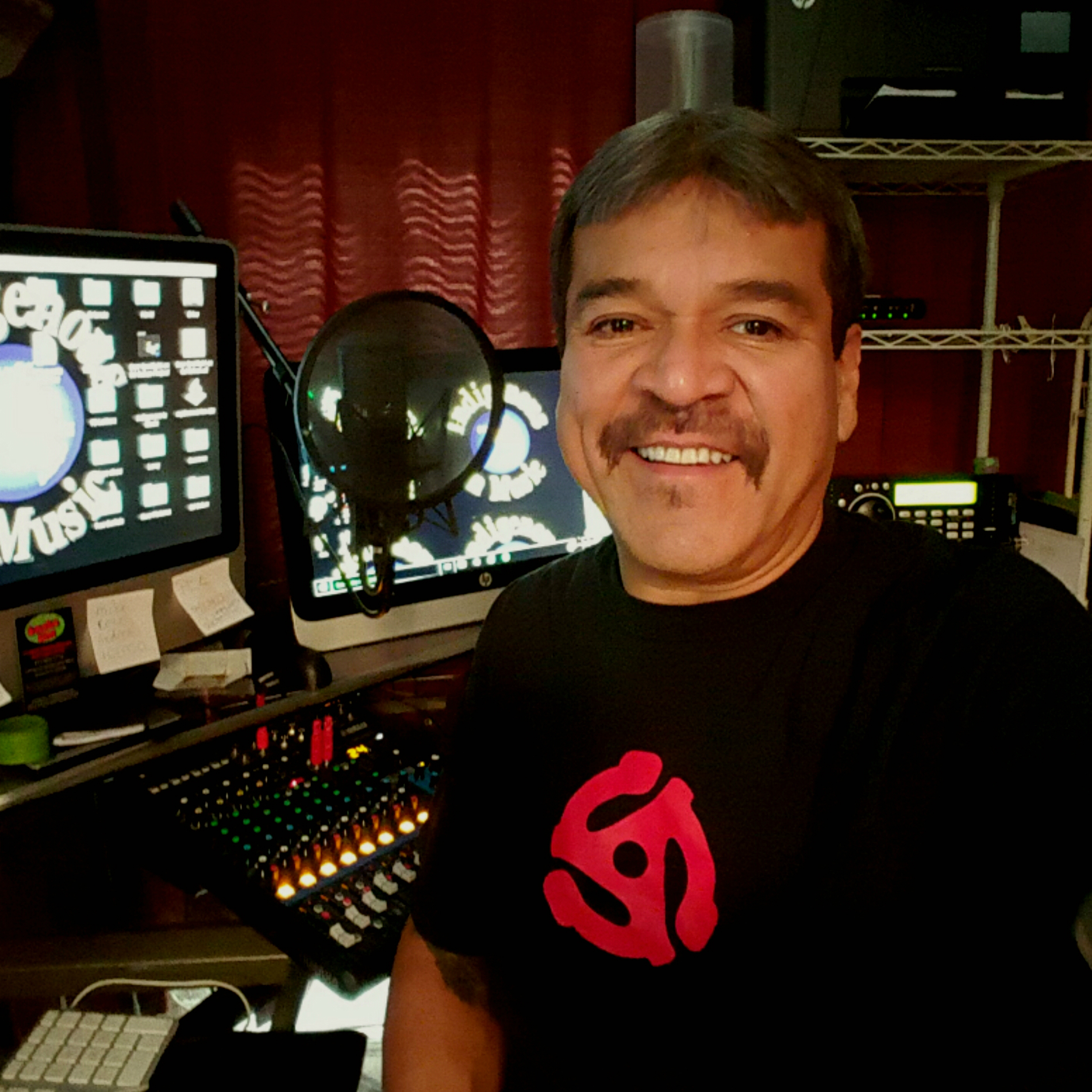 Larry K on the Native American Radio Network