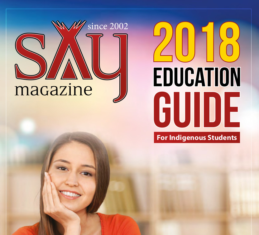 SAY Magazine 2018 Education Guide