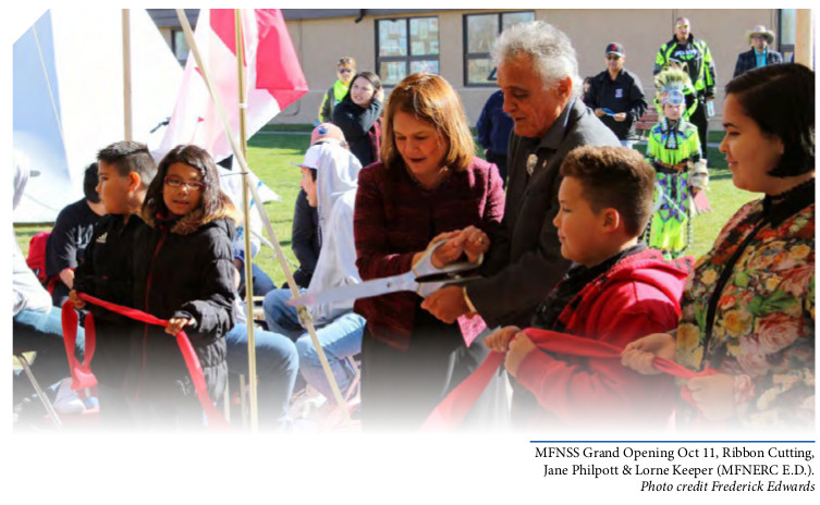 Manitoba First Nations School System- The First of its Kind