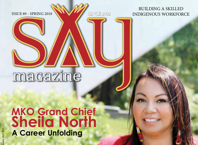 Sheila North – From CBC Reporter to Grand Chief of MKO