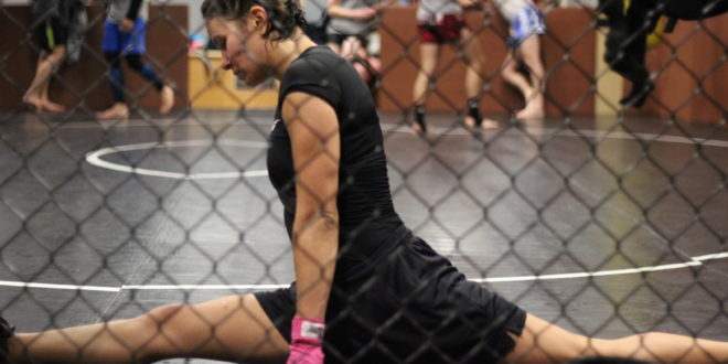 Kelly Chinchilla: Up-and-Coming MMA Athlete