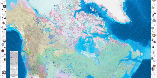 Giant Floor Map Offers New Understanding of Indigenous History