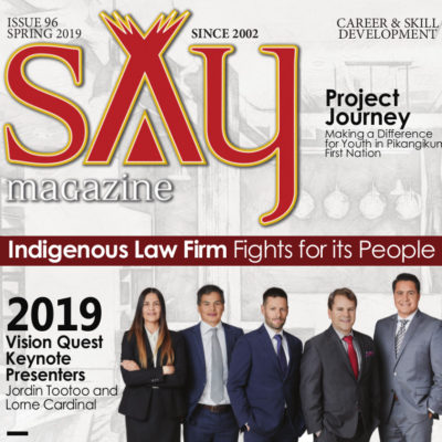 Manitoba's Newest Litigation and Indigenous Law Firm