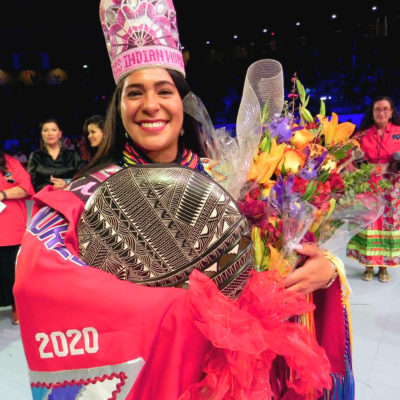 2019-2020 Miss Indian World – Cheyenne Kippenberger