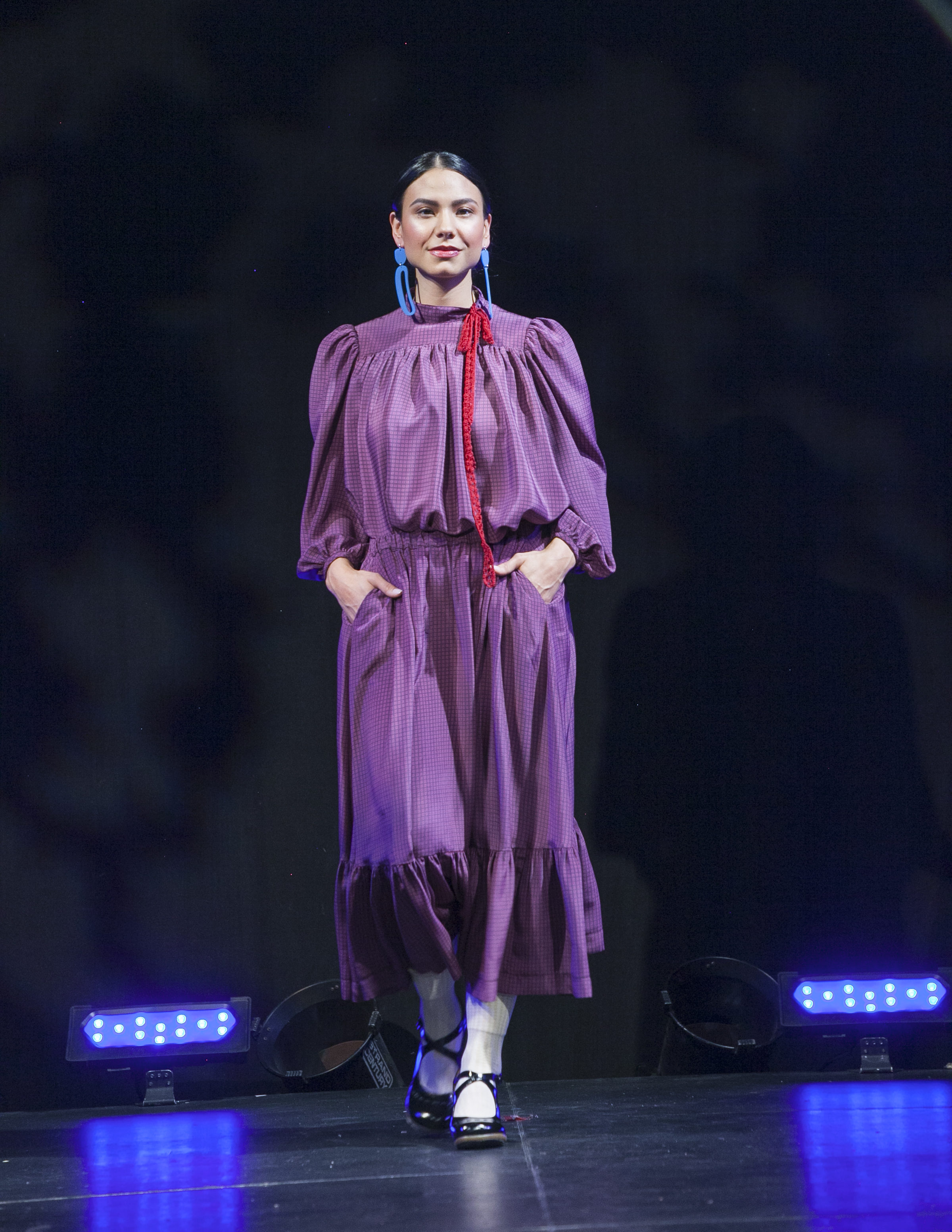 International Cultural Couture Designers Elevate Indigenous Fashion on the Runway