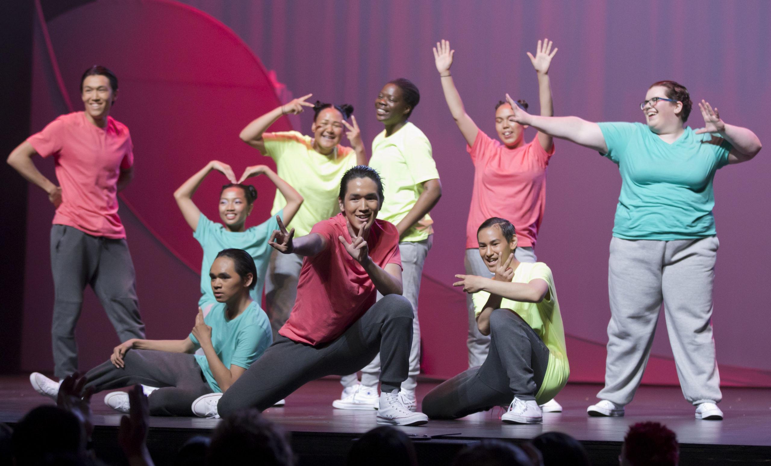 The OLI Effect – Inspiring Change through Dance
