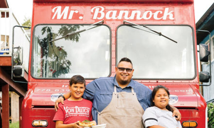 Mr. Bannock – Bringing Indigenous Cuisine to the Streetsof Vancouver