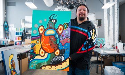 Ancestral Knowledge Inspires Art Leadership