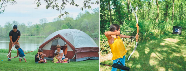 Conscious Camping: Creating Awareness One Vacation at a Time